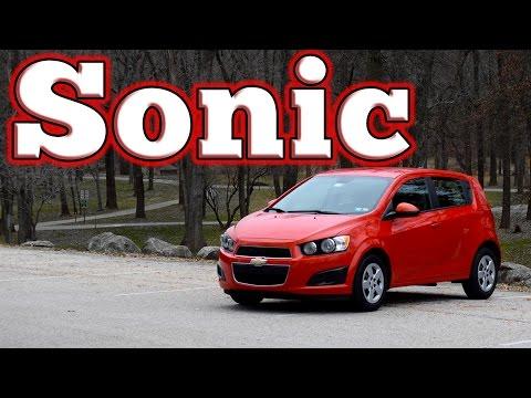 Regular Car Reviews 2013 Chevrolet Sonic