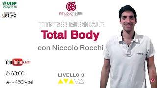 Total Body - Livello 3 - 1 (Live)