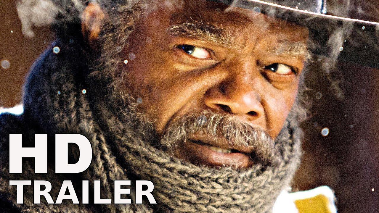 The Hateful Eight German Trailer