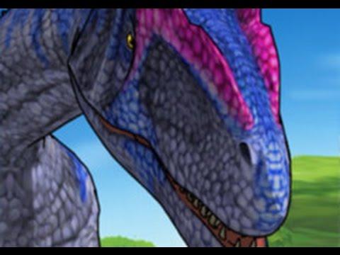 Allosaurus Skillet Hero Rus Youtube