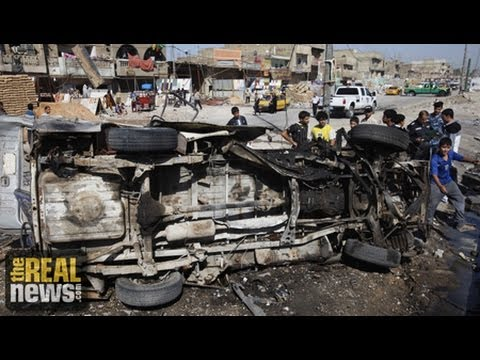 Mission Accomplished? Iraq Violence Climbs to Highest Level in Years