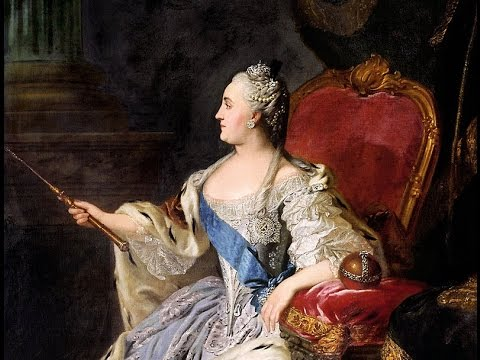 ASMR - History of Catherine the Great (featuring MissASMR)