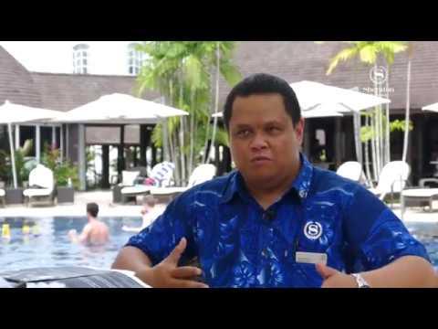 Sheraton Samoa Aggie Grey - Mark Wendt