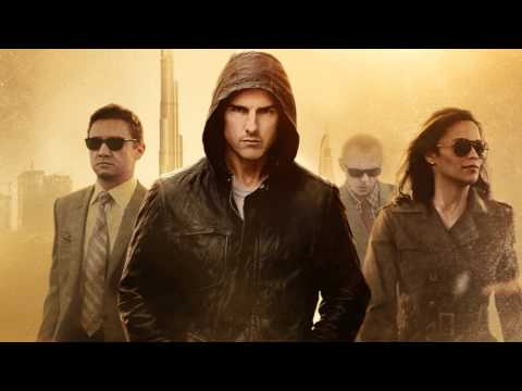 Mission Impossible - Ghost Protocol (2011) OST - Mission Impossible Theme