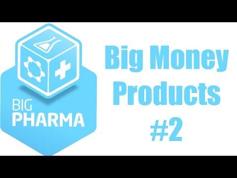 Big Pharma 32 Big Money Products 2