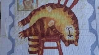 СП Мои любимые коты.Май-июнь. Масюндель от Марьи Искусницы.