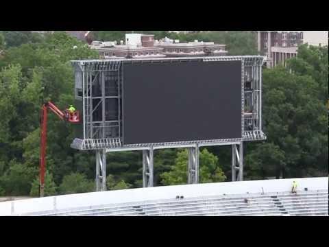 Spartan Stadium's New Sound System