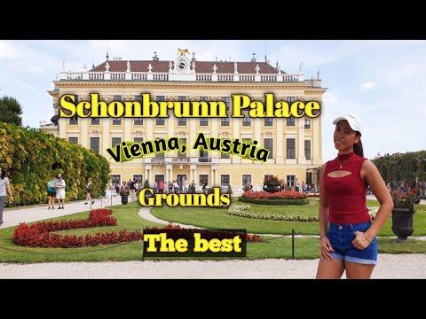 SCHÖNBRUNN PALACE Vienna,