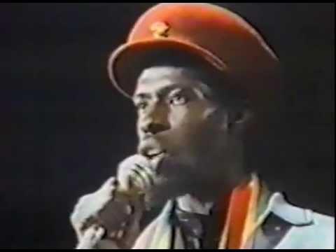 michael smith dub poet in brixton 1981 rare clip