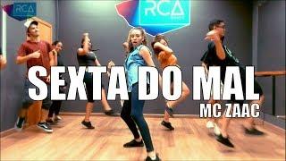 Sexta do mal - Mc Zaac (Coreografia) WELL_LUCAS e PAMELAMMASCARA RCA DANCE