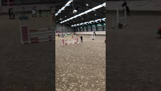 Herning Rideklub hjælpevagt på Banen ( Springning)
