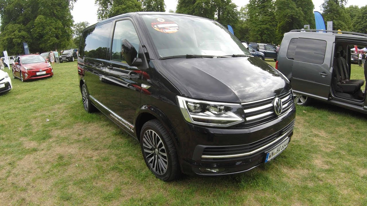 volkswagen vw t6 multivan generation six deep black. Black Bedroom Furniture Sets. Home Design Ideas