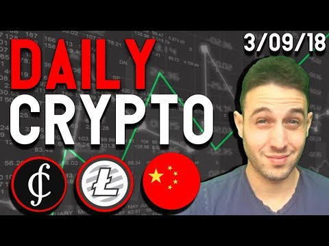 Daily Crypto News: Bitcoin Bearish, Futures for Litecoin, Bitcoin Cash,  $CS Credits Suppoman Scam?