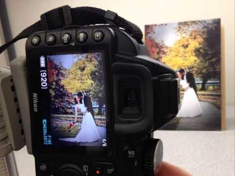 How to use the Nikon D3100 DSLR Camera