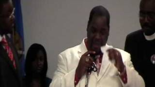 Bishop Bobby Williams Homegoing part 3