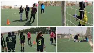 أول دوري كرة قدم لاكاديميات الفتيات في مصر: «مش هنفوت بطولة»
