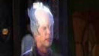 Babylon 5: Legend of the Rangers - stupid battle scene