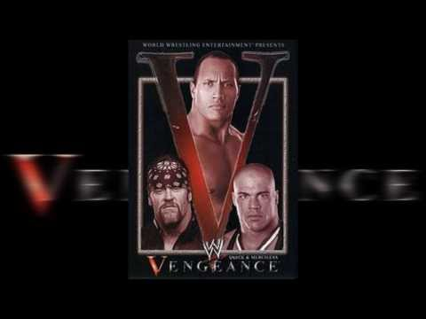 "WWE Vengeance 2002 Official Theme Song ""Downfall by Trust Company"""