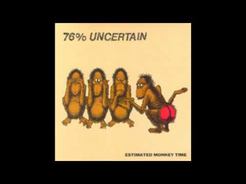 76% Uncertain  Constant Change