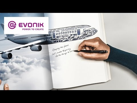 Evonik develops innovative polymer powders for 3D printing | Evonik