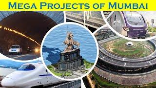Mega Projects of Mumbai | Development Plan of Mumbai | Indian Postman