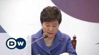 كوريا الجنوبية: البرلمان يقرر عزل رئيسة البلاد | الأخبار