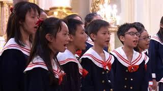 維也納舒伯特教堂演唱-南科實中國小部合唱團