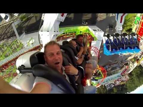 GOPRO HD - MANEGE ANTIBES LAND - VIDEO MANEGE COTE D'AZUR