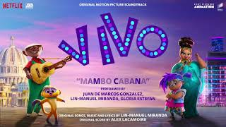 Mambo Cabana - The Motion Picture Soundtrack Vivo (Official Audio)