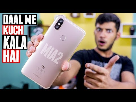 Mi A2 ka Asli Sach! Performance, Camera,Battery ka Review!