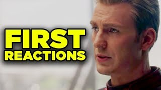 AVENGERS ENDGAME Reviews (Spoiler-Free)! Biggest MCU Game-Changer?