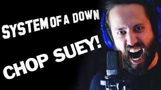 Chop Suey! - System of a Down (Metal cover by Jonathan Young)