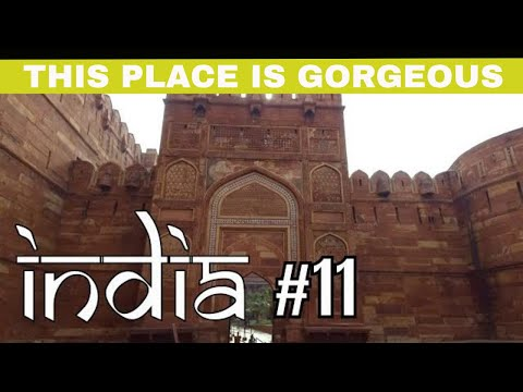 WOW! Surprisingly Impressive. Agra Fort. Travel guide in India? (2018)