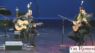 Vadim Kolpakov Via Romen Vengerka Two Guitars Russian-Romany (Gypsy)