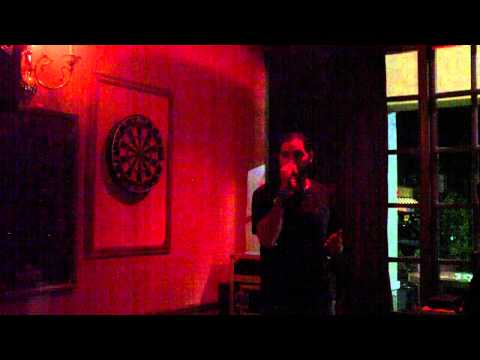 "8-Bit Adam ~ Placebo ""The Bitter End"" (Karaoke) @ Boca Muse, 1-30-11"