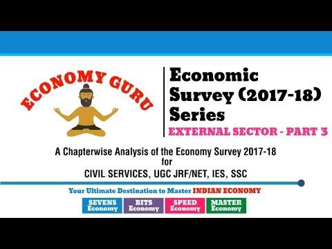 CURRENCY MANIPULATOR | ECONOMIC SURVEY (2017-18) | EXTERNAL SECTOR | PART 3 | ECONOMY GURU | NEO IAS
