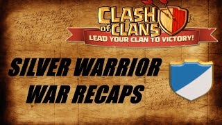 Clash of Clans - 3 Star Attacks Top 10 Win #127 - Clan Wars