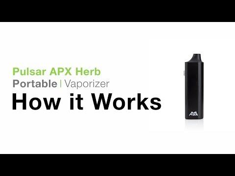 Pulsar APX Herb Tutorial – TVape