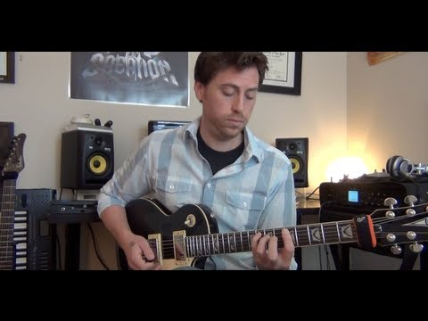 Tool Forty Six & 2 Guitar Lesson