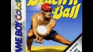 Power Spike Pro Beach Volleyball - GBC