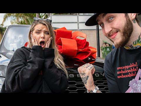 Surprising My Girlfriend With Her Dream Car