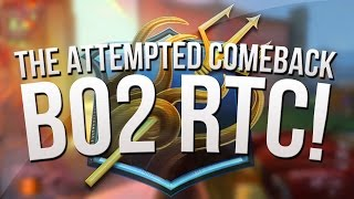 The Attempted Comeback - iTemp's BO2 RTC S9 Ep. 10!