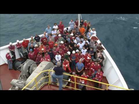 Integrated Ocean Drilling Program  AGU Conference film 2009 (IODP-MI)