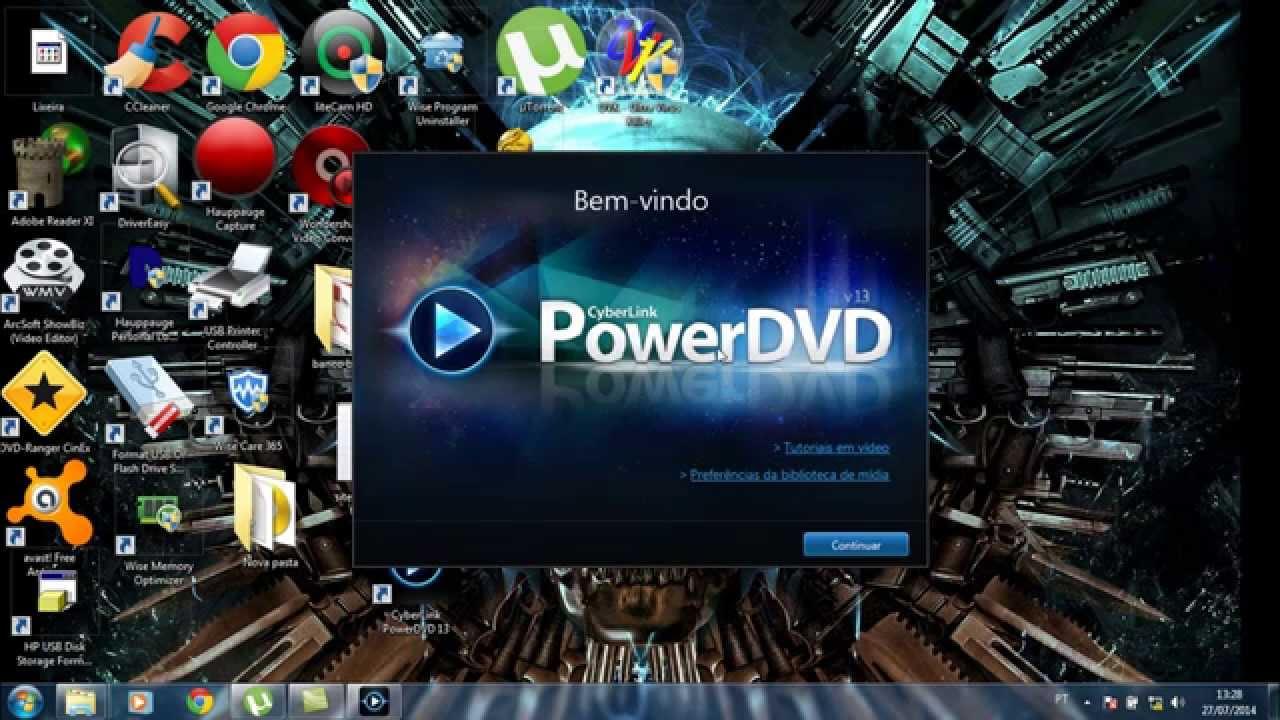 Cyberlink: power dvd 7 ultra supporte aussi avivo hd.