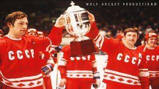 СССР - Сборная НХЛ 60 Комментирует Озеров Н.Н. Кубок Вызова 1979 Третий Матч