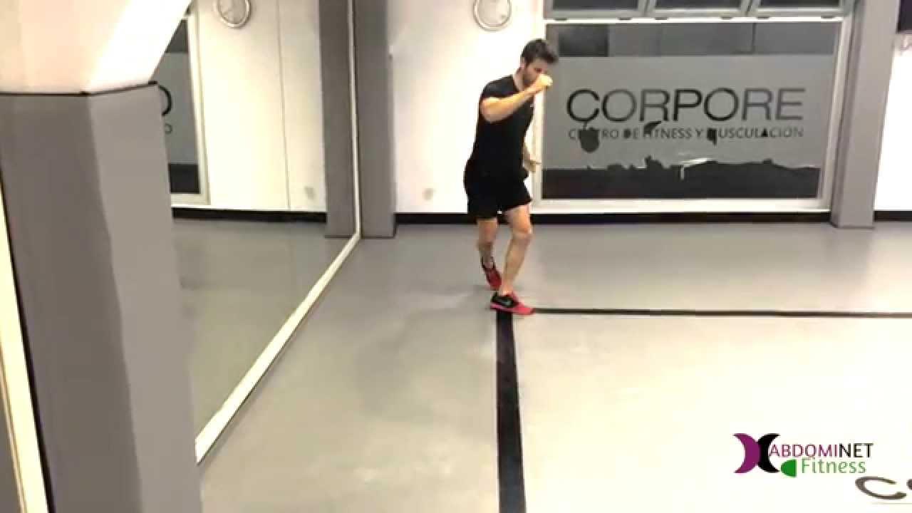 entrenamiento completo flexiones abdomen  pierna y mas para adelgazar y estar en forma sin material
