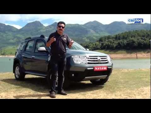 Renault Duster Diesel Rxz Video Review by CarToq.com - Duster Road test Video