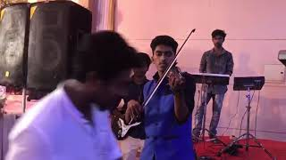 Thaniye guppy violin cover