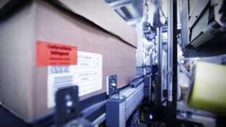Das OLYMP Logistik-Zentrum (OLZ)