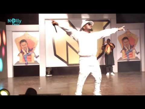 ELENU, ICE PRINCE, AND HARRYSONG ALL ON ONE STAGE
